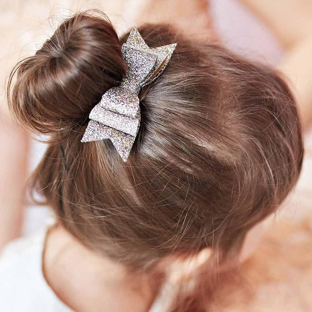 Peinado niña pelo liso