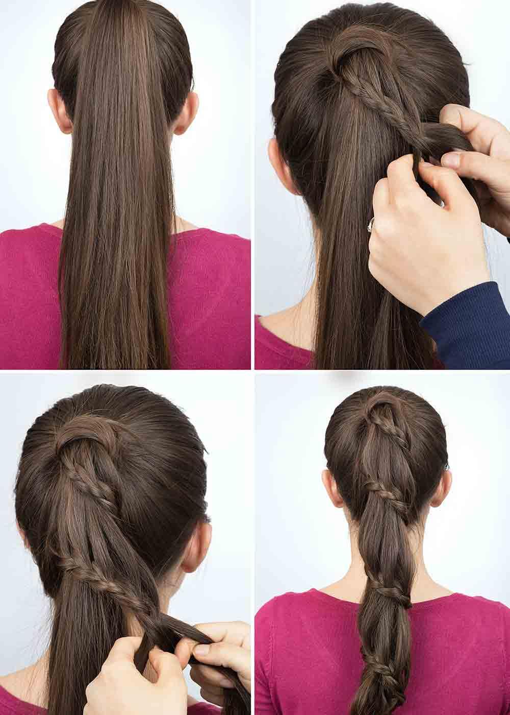 Tutorial de peinados para niñas con pelo liso