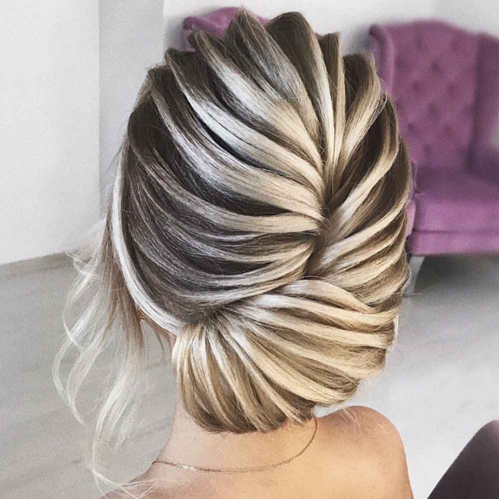 Peinados para cosechas de pelo largo