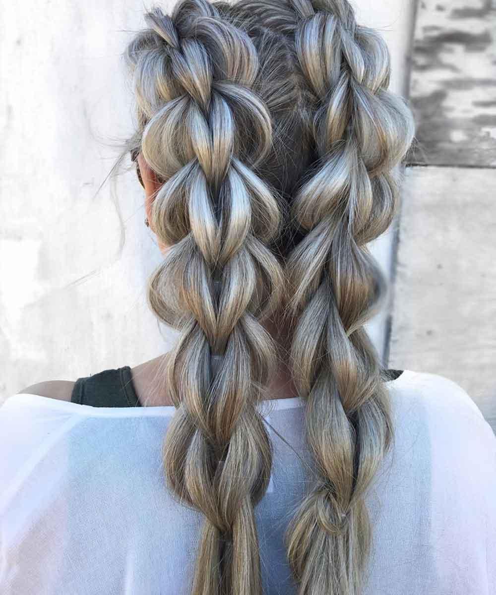 Precioso peinado elástico