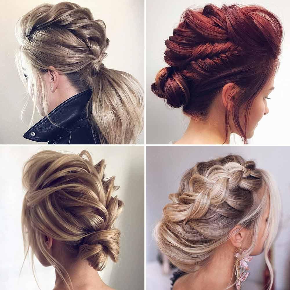 Ideas de peinados para pelo largo