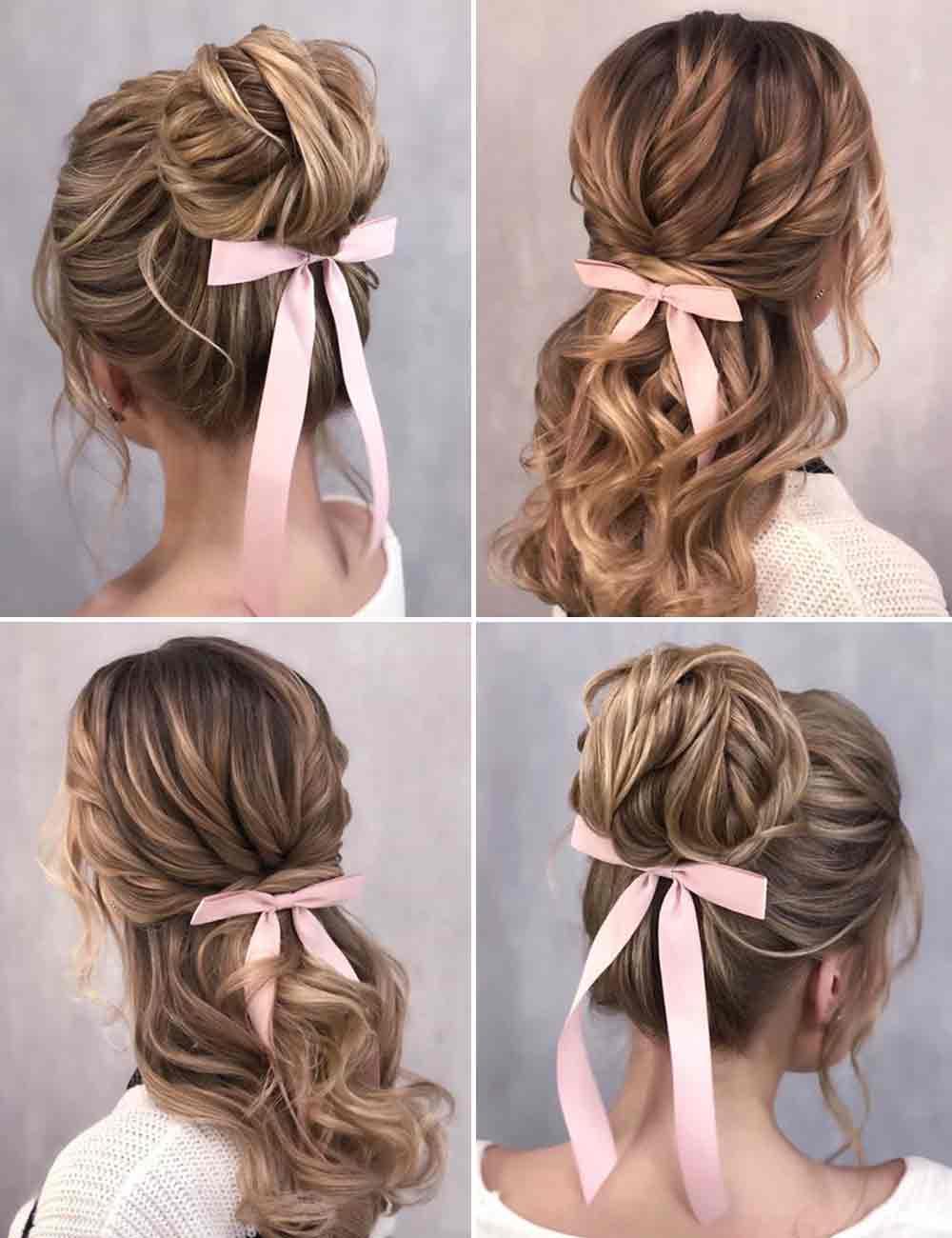 Peinados de pelo largo sencillos
