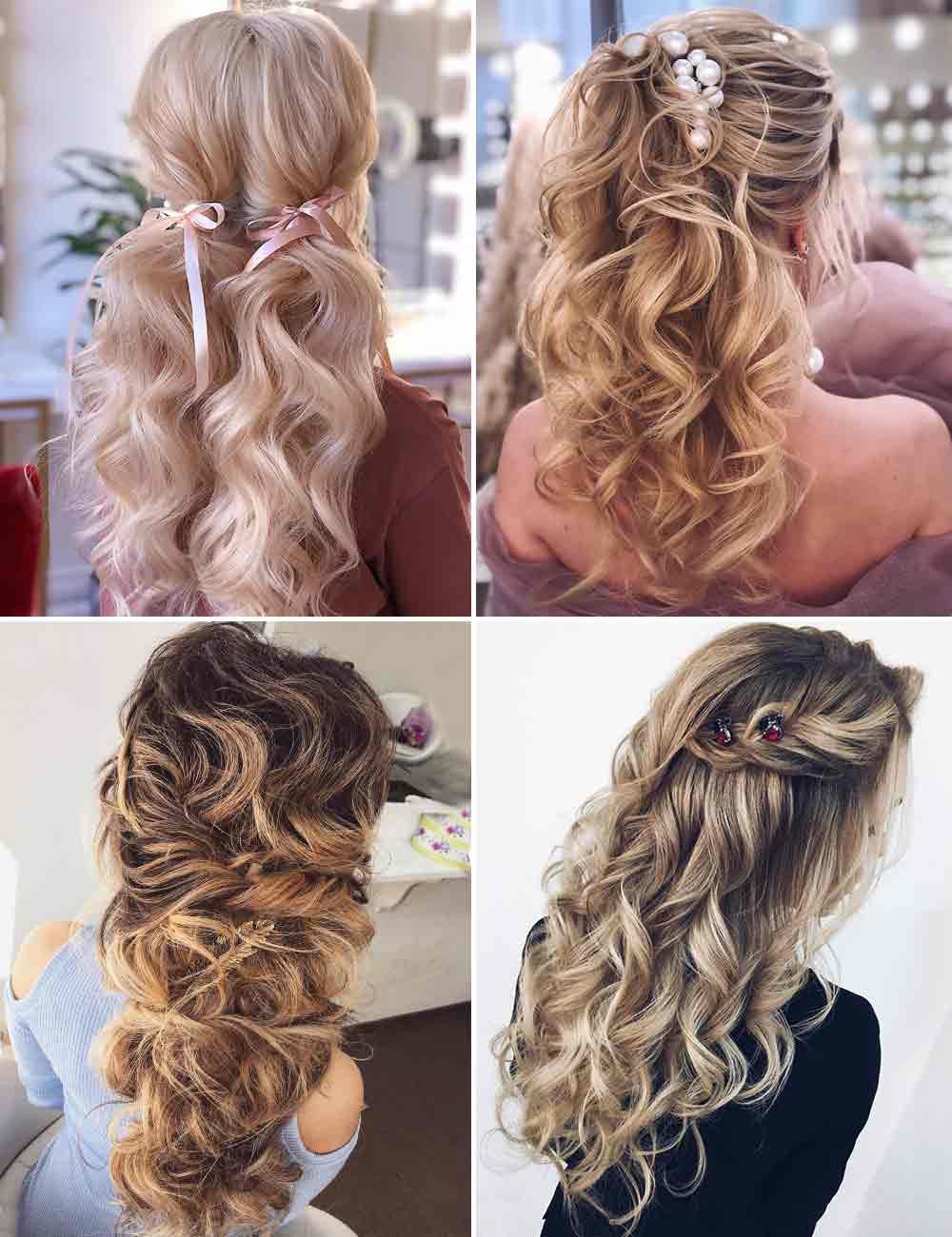 Peinados de pelo largo mossi