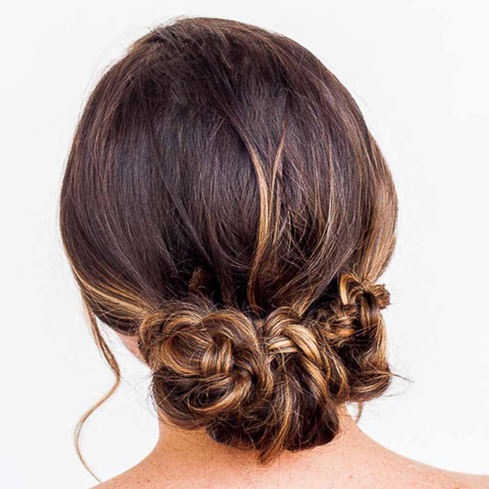 Peinados sencillos DIY