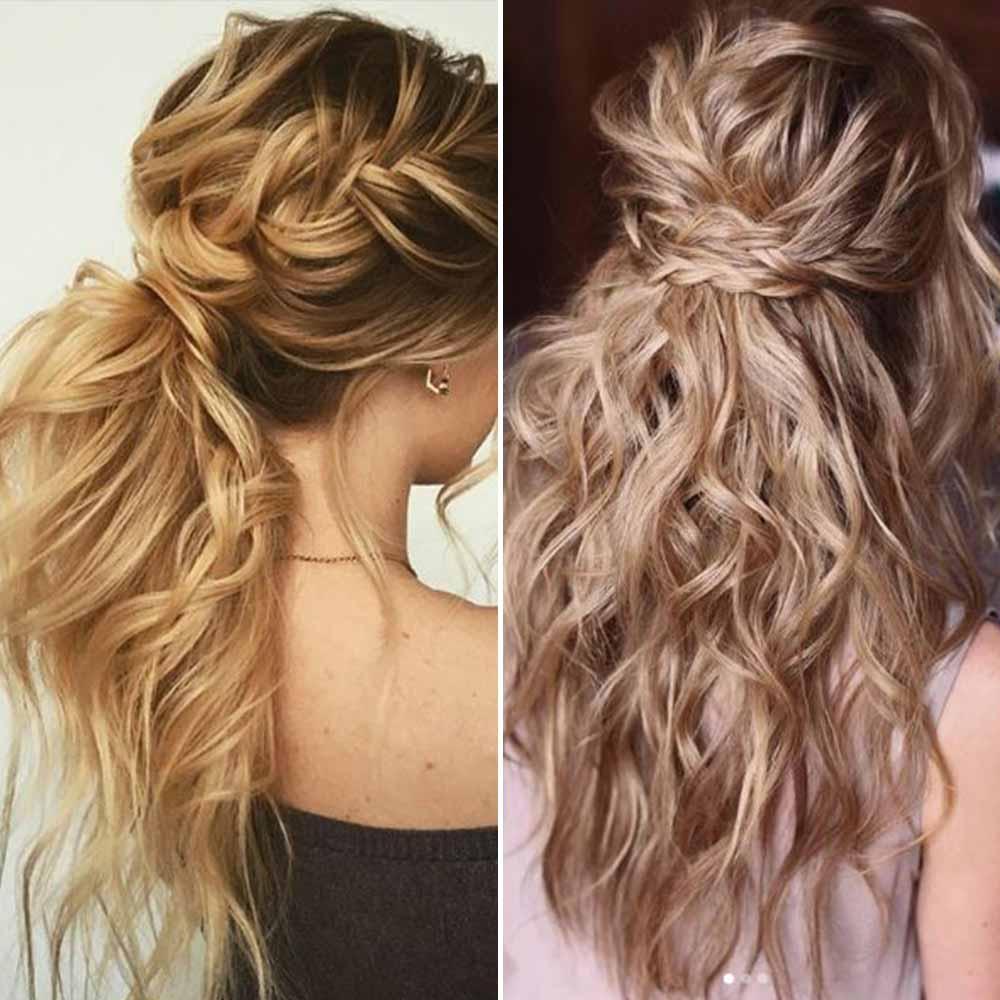 Peinados para pelo rizado