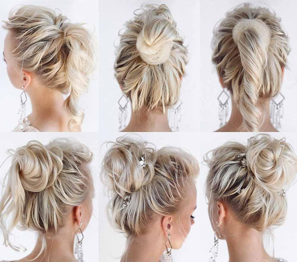Tutorial de peinado para cabello rizado