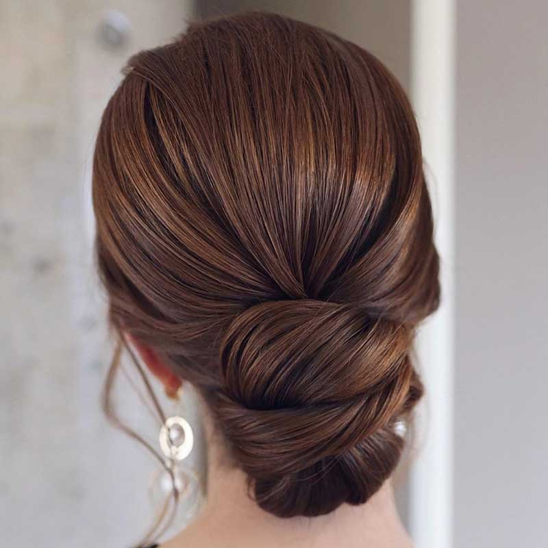 Peinados para la madre de la novia