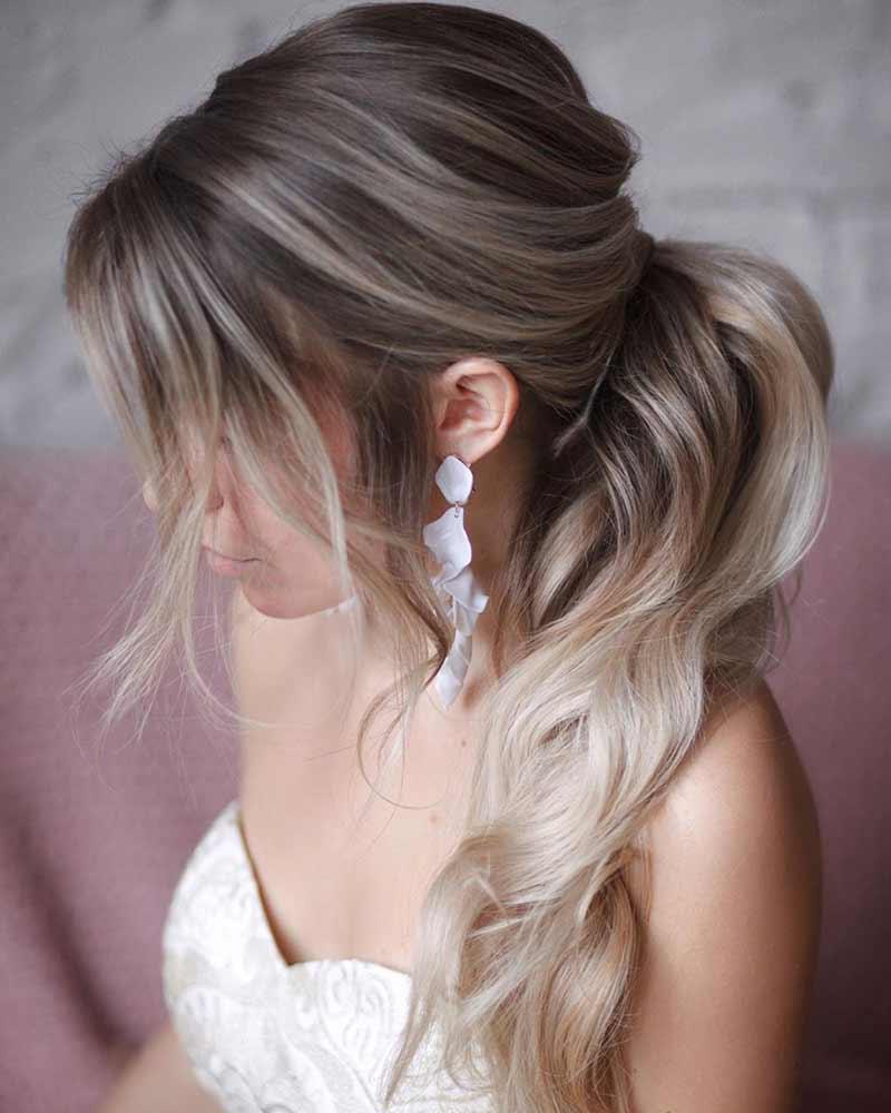 Peinados para invitados de boda