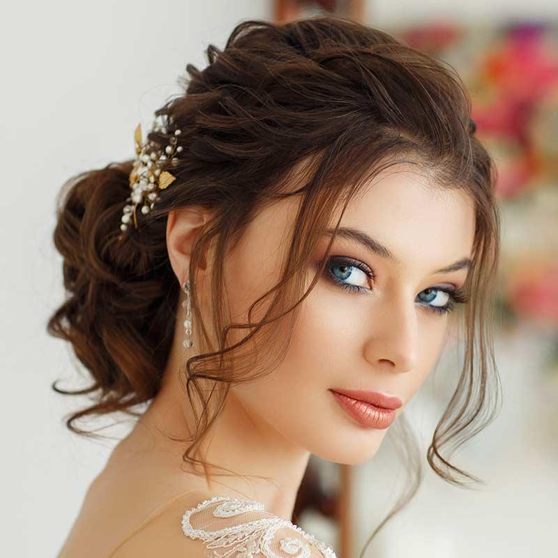Peinados de boda para invitados