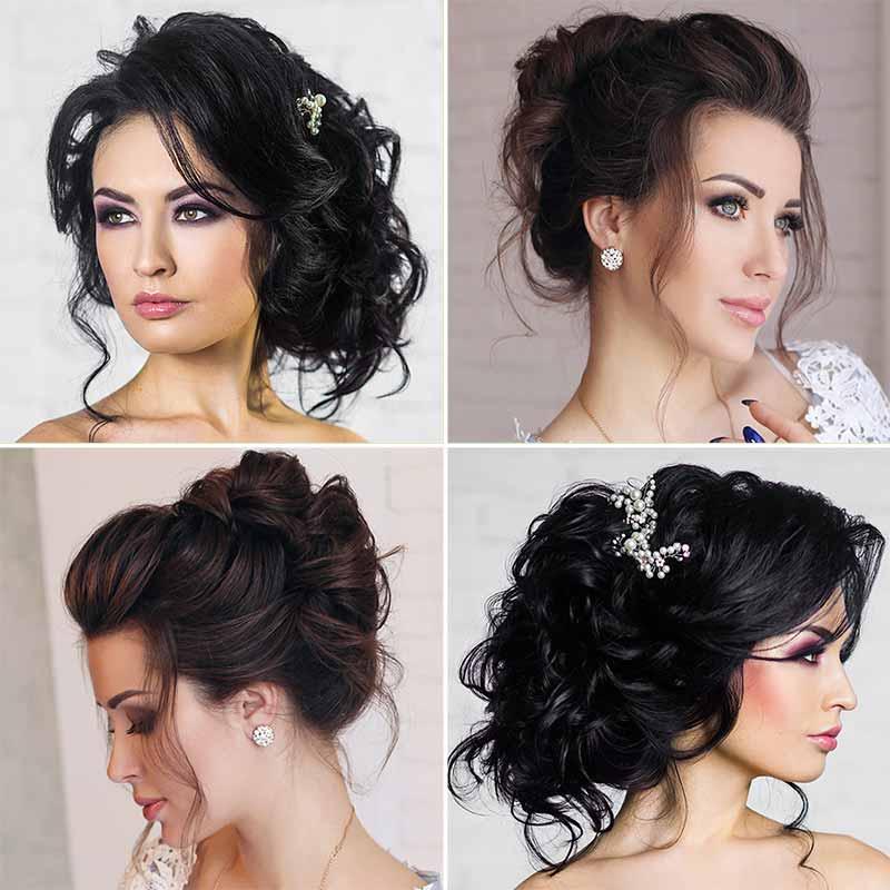 Fotos de peinados de boda