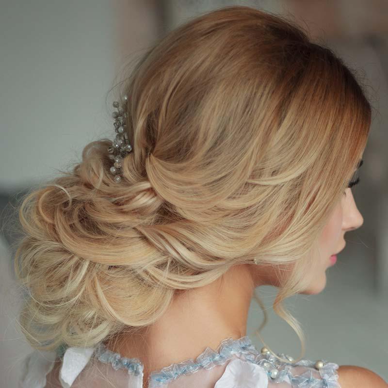 Peinados de boda invitados cultivos blandos