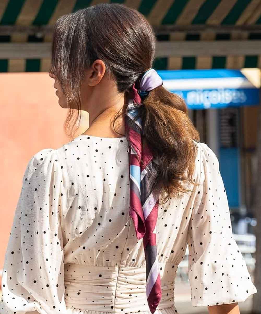 Peinados sencillos para el verano