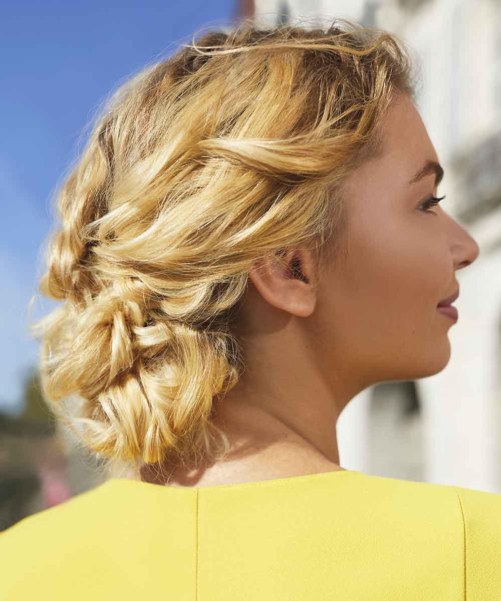 Peinados recogidos verano 2021