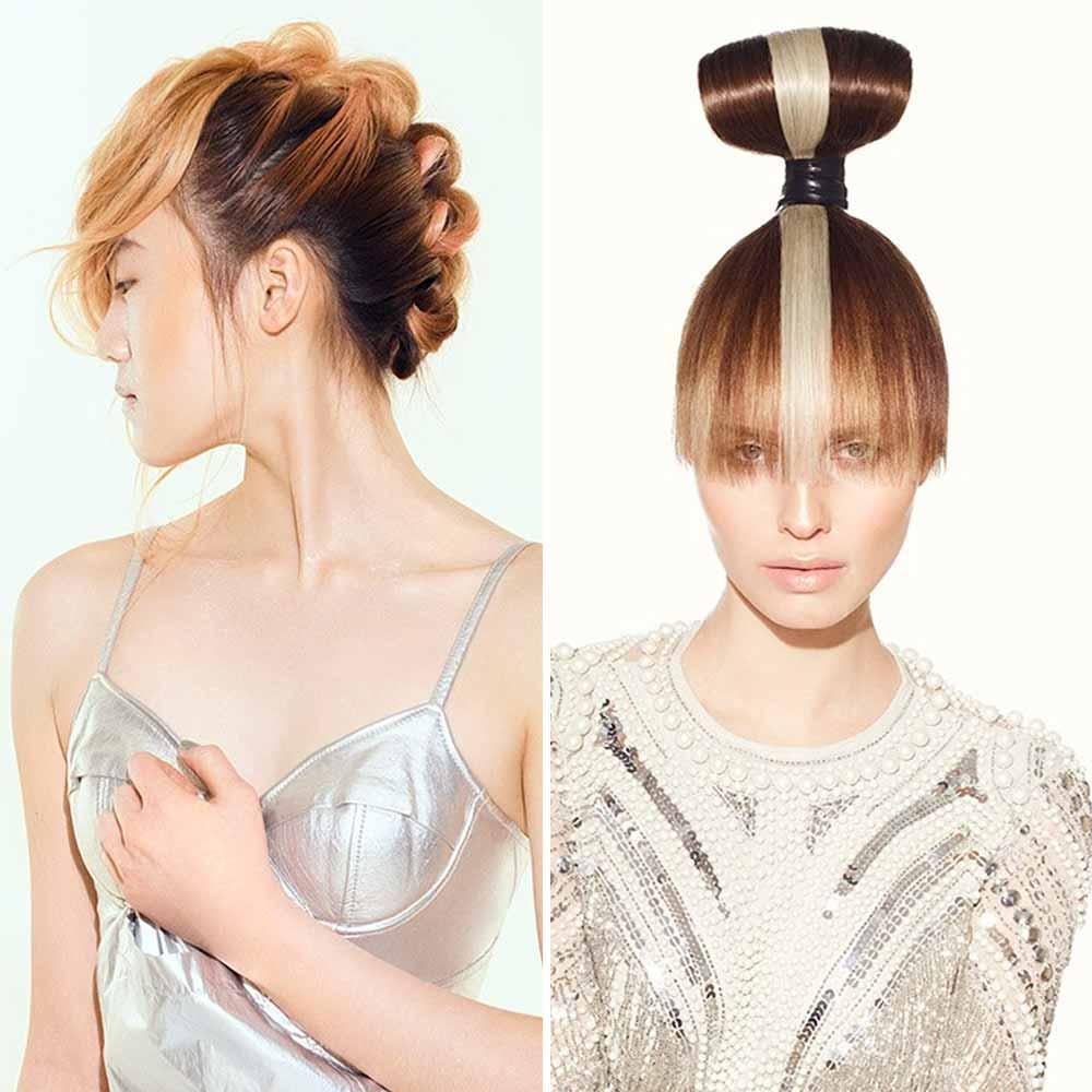 Peinados particulares verano 2021