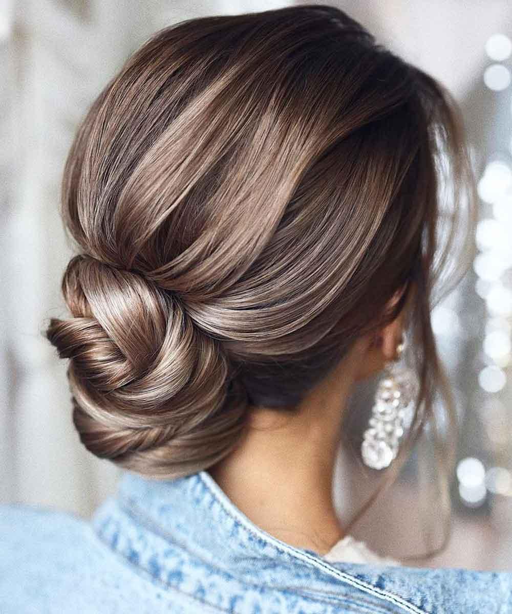 Peinados sencillos de día verano 2021