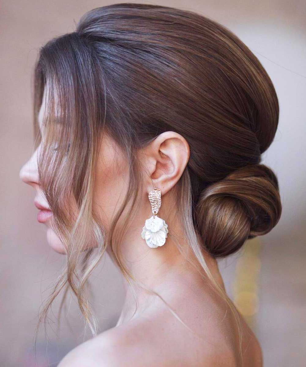 Peinados elegantes primavera verano 2021