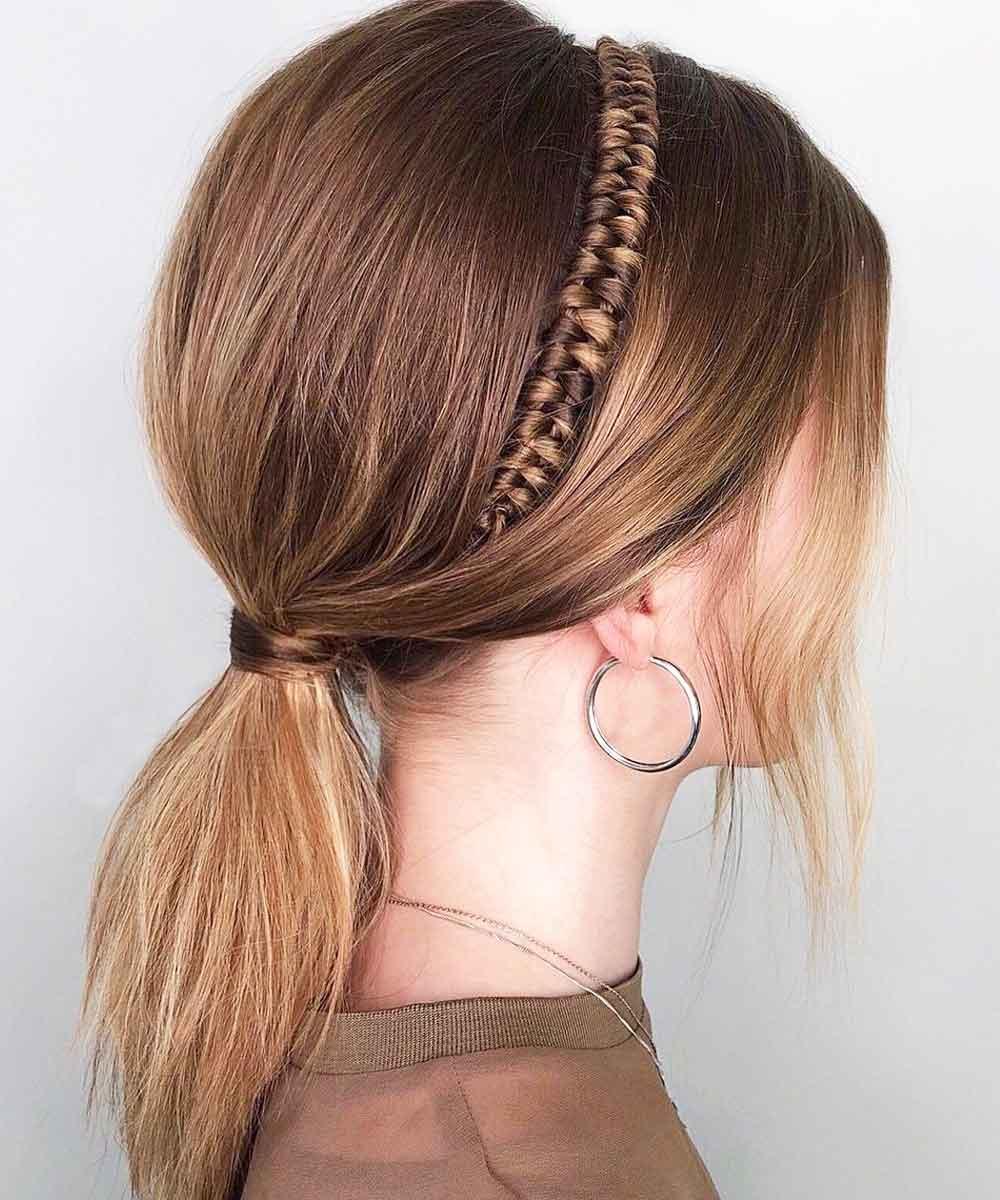 Peinados de día verano 2021