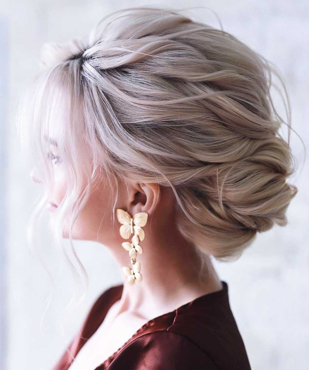 Peinados elegantes verano 2021