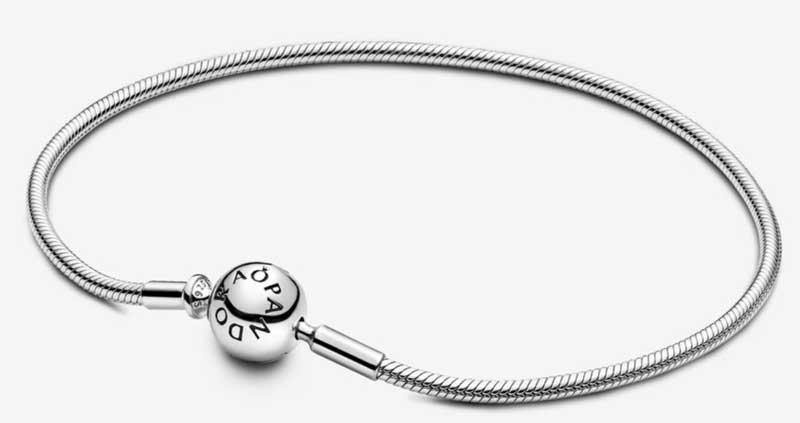 Pandora 2020 Pulseras para charms