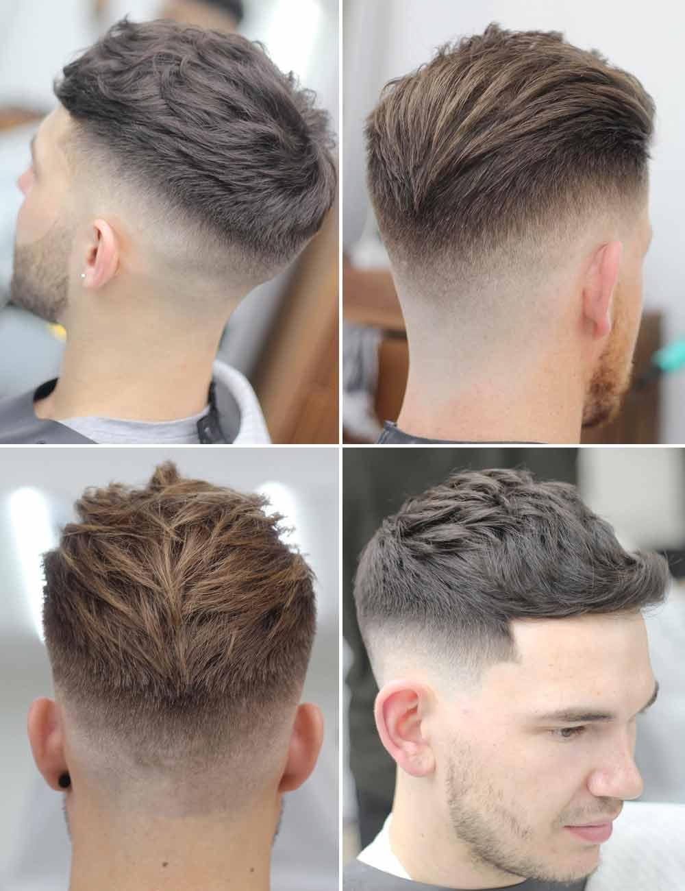 Cortes de pelo para hombres afeitados