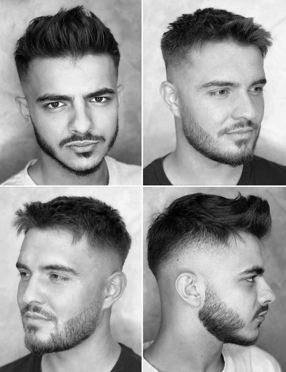 Tendencias cortes de pelo hombre 2021