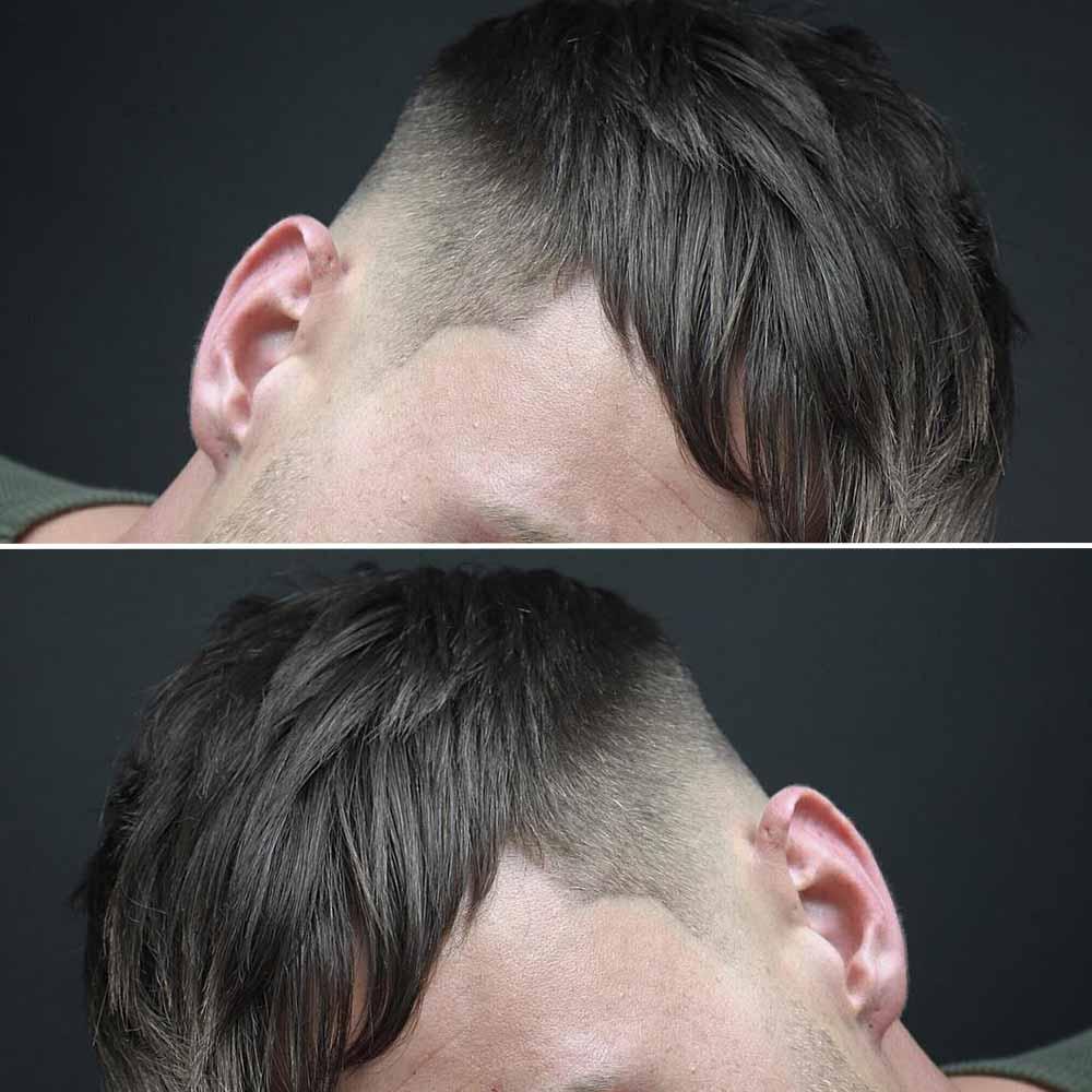 Cortes de pelo cortos hombre adelante