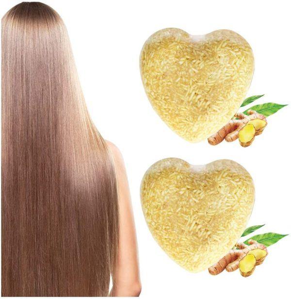 El champú sólido: qué es, cómo lavarte el pelo, los mejores champús sólidos y las diferencias con el champú líquido pelo suave