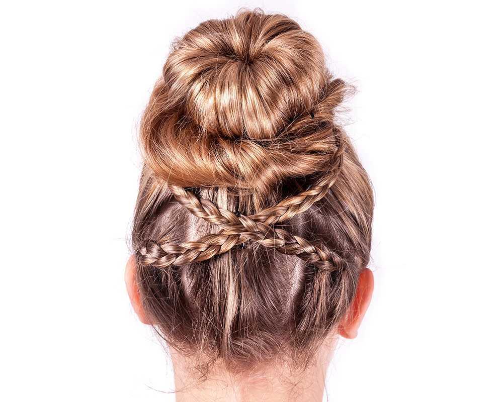 Peinado Chignon