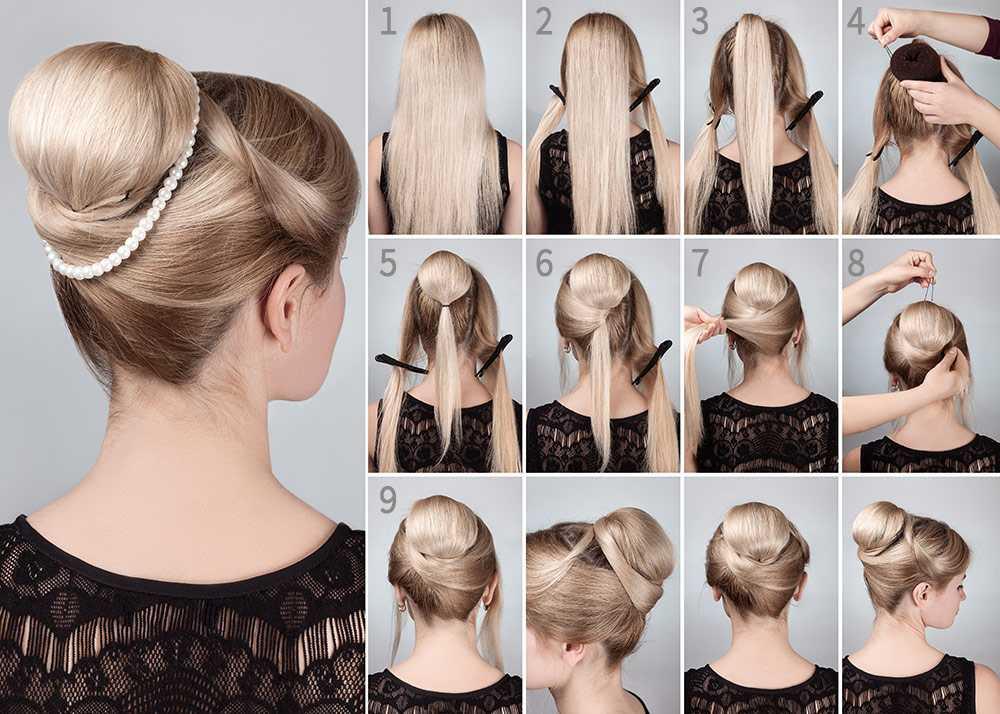 Tutorial Peinado Elegante
