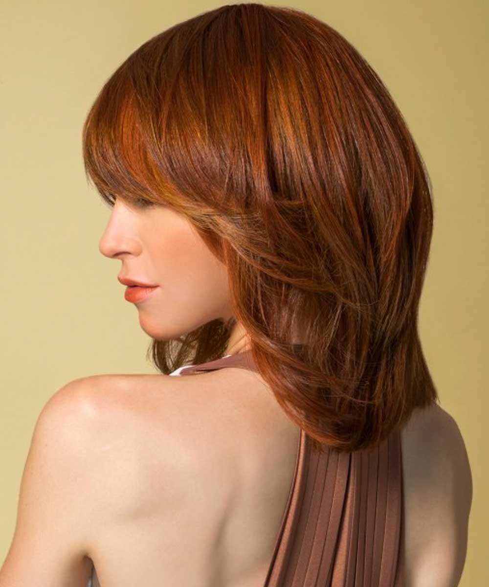 Pelo rojo de verano