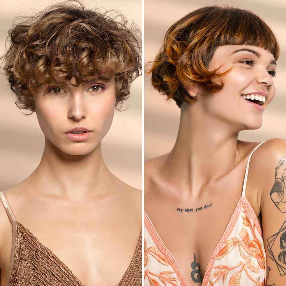 Color de pelo de verano