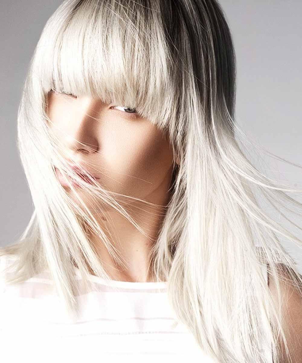 Color de pelo gris