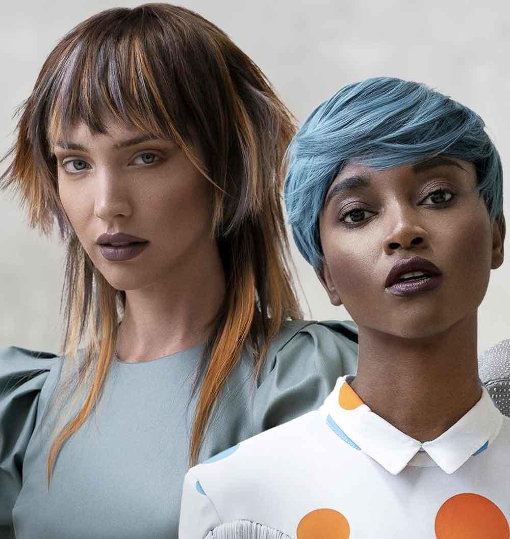 Colores de pelo originales 2021