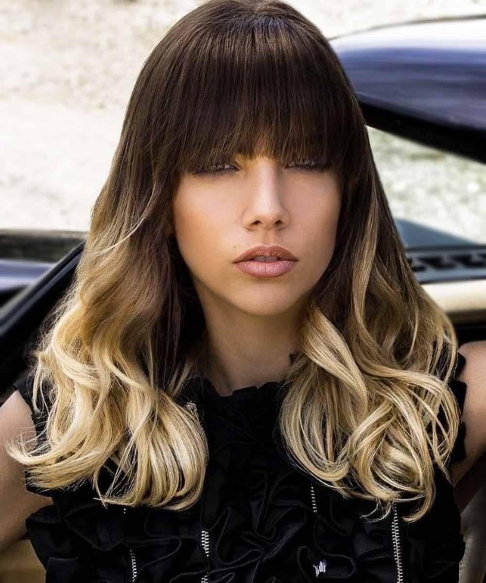 Tendencias de coloración del cabello invierno 2021