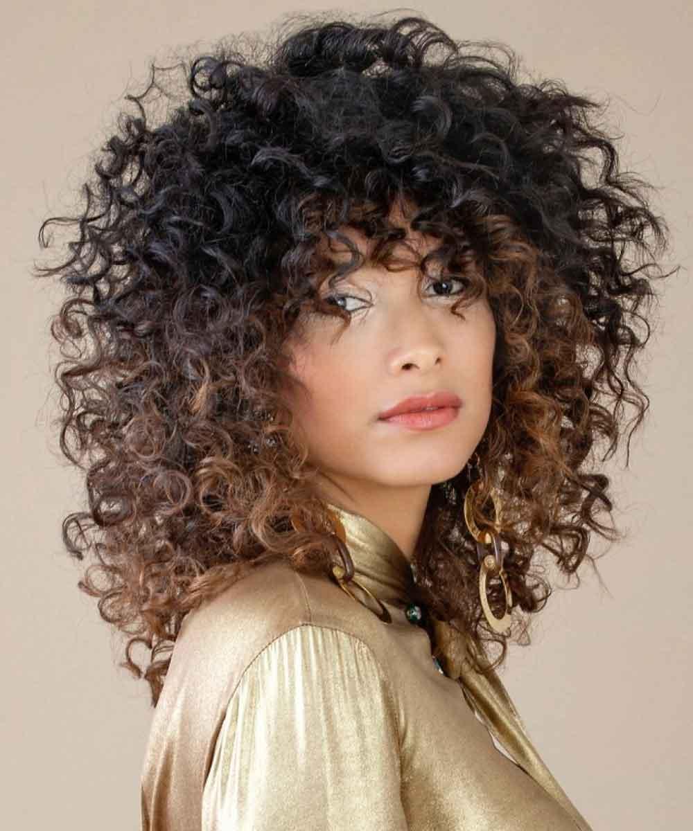Coloración del cabello ahumado 2021