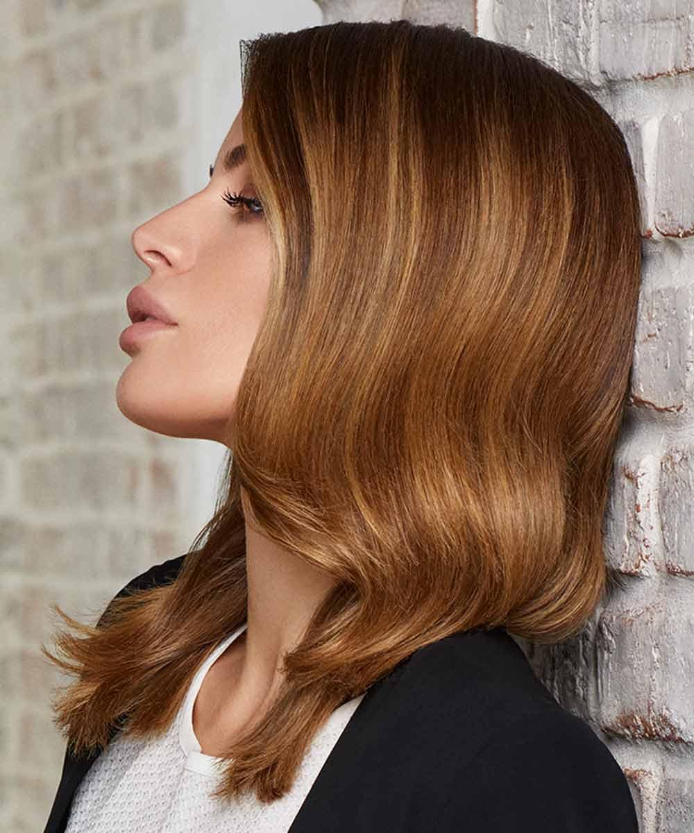 Tinte de pelo castaño brillante invierno 2020 2021