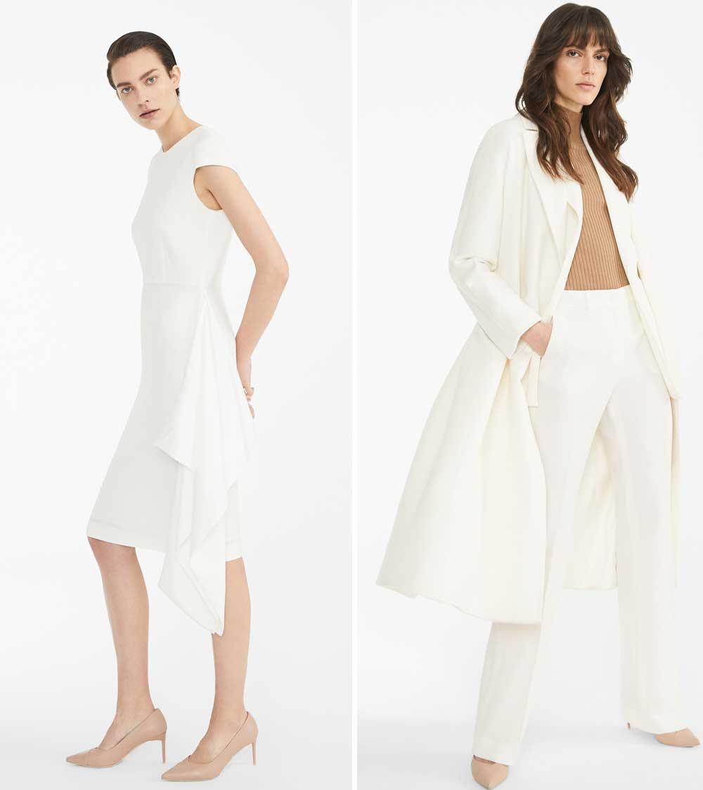 Vestidos blancos Max Mara