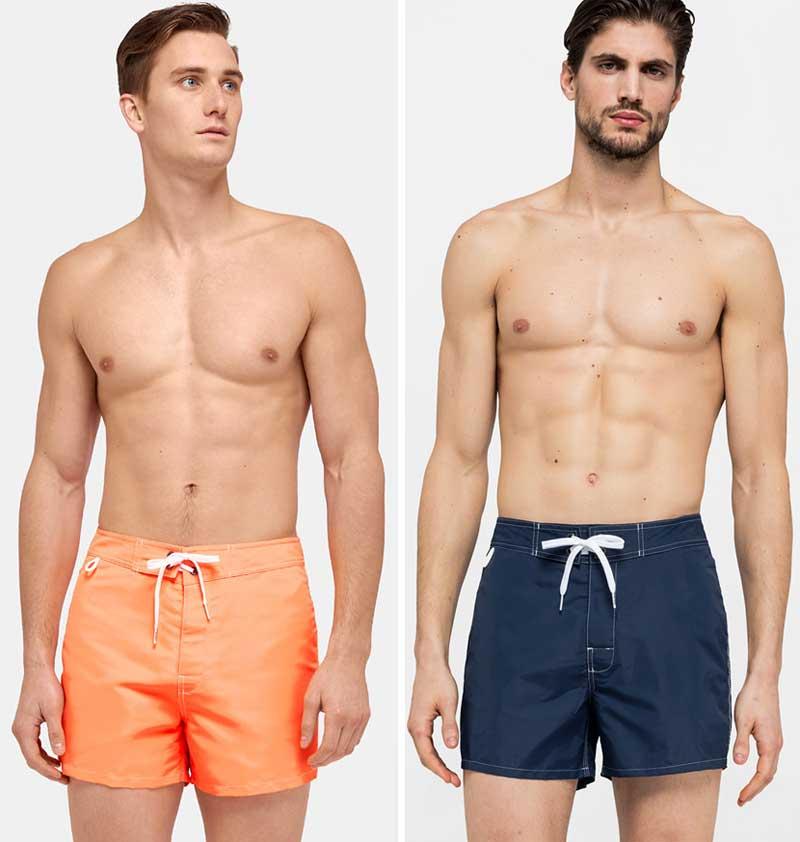 Pantalones cortos de hombre 2020