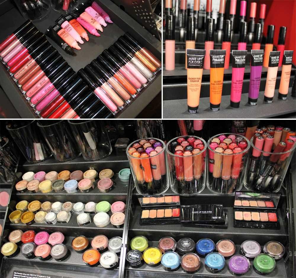 Make Up For Ever Cosmoprof Bolonia