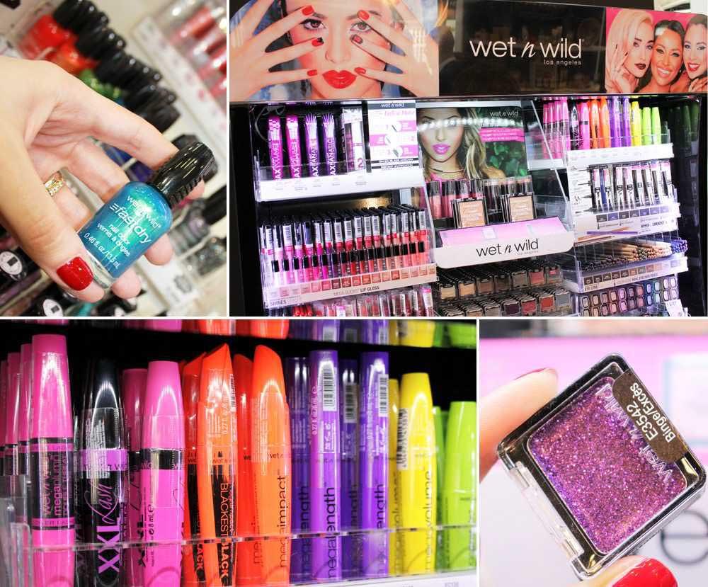 Productos de maquillaje Cosmoprof