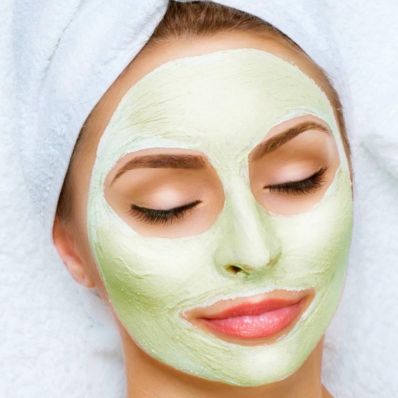 Mascarilla facial DIY para pieles mixtas
