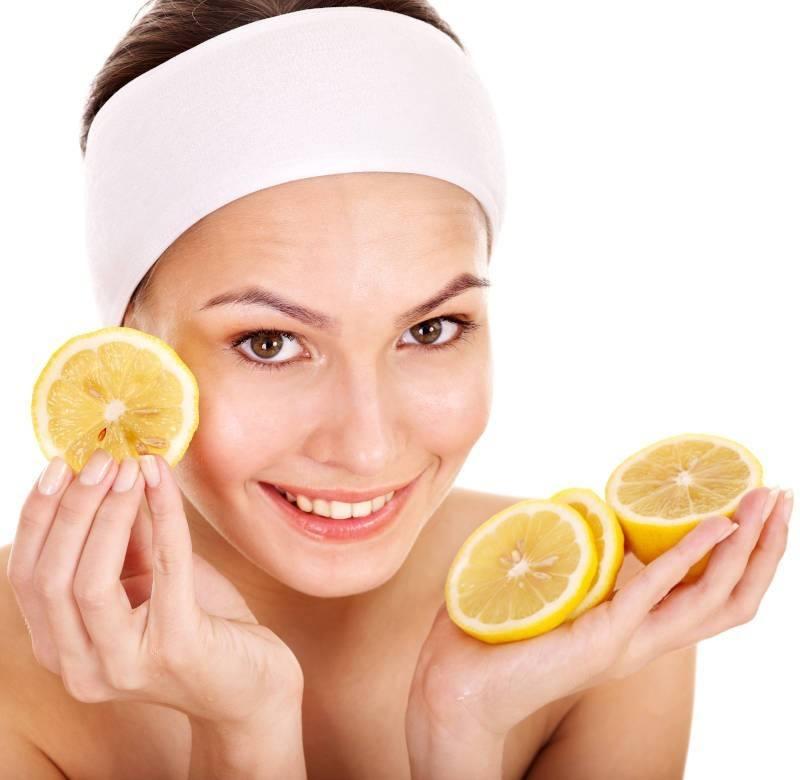 Mascarilla facial DIY de cerveza y limón