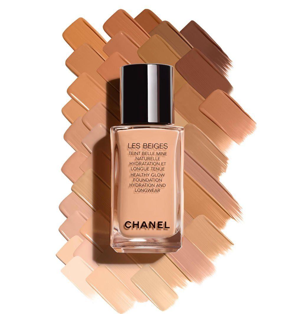 Base de maquillaje iluminadora de Chanel