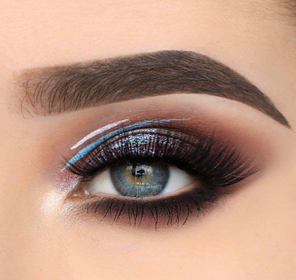 Maquillaje de ojos con imprimación