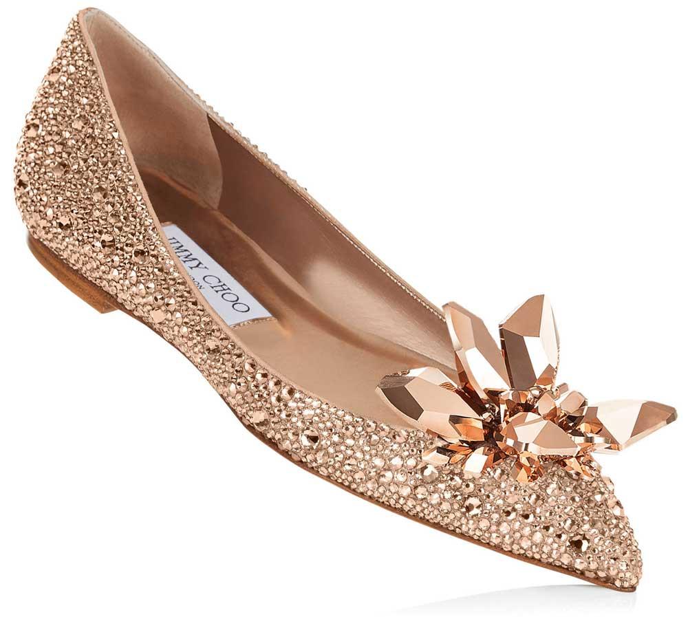zapatillas de ballet cómodas para novias 2021