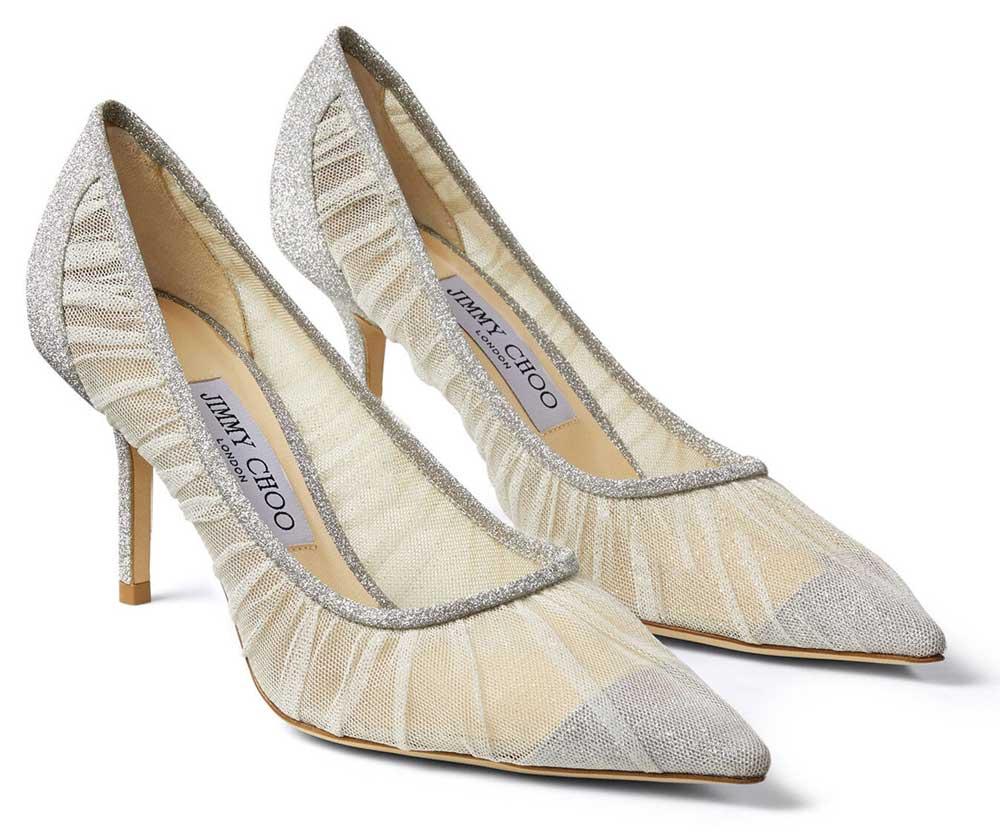zapatos de boda bajos y cómodos 2021