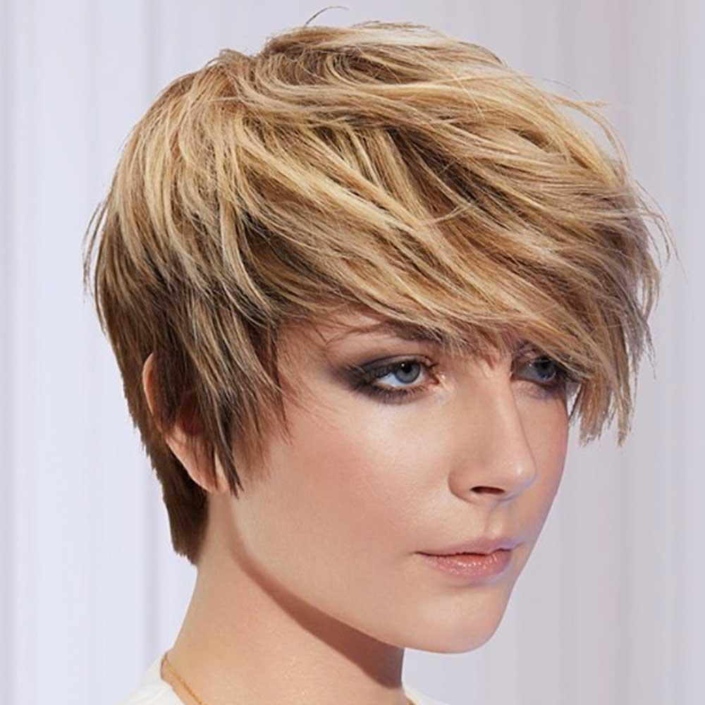 Cortes de pelo corto invierno femenino
