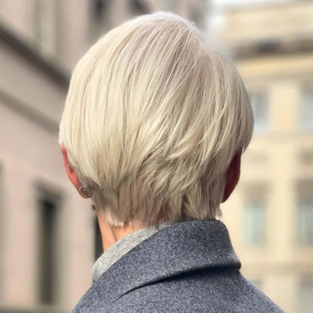 Tendencias cortes de pelo corto invierno 2021