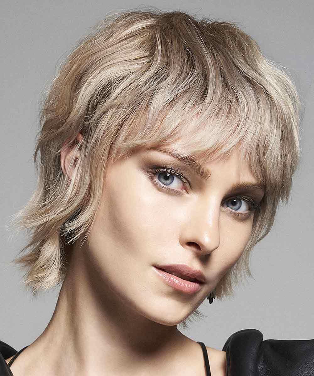 Peinado corto invierno 2021