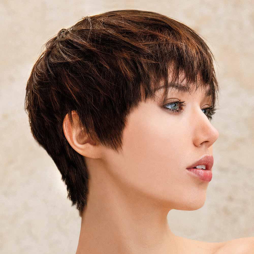 Tendencias de pelo corto